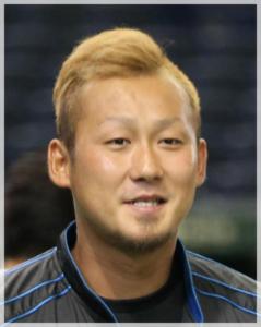 中田翔 髪型 画像