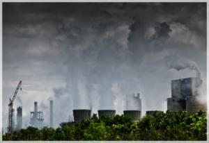 大気汚染 画像